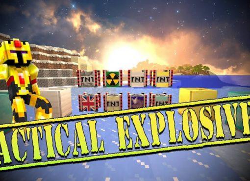 Tactical Explosives Mod