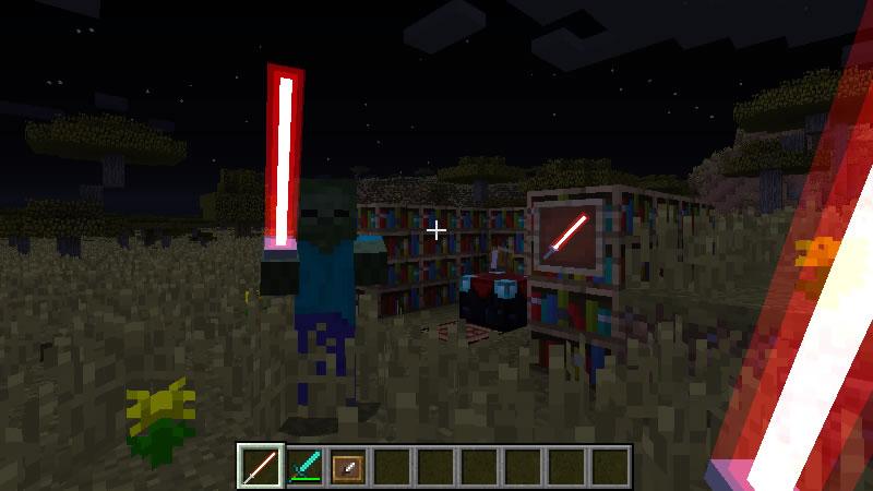 ToLaserBlade Mod Screenshot 2