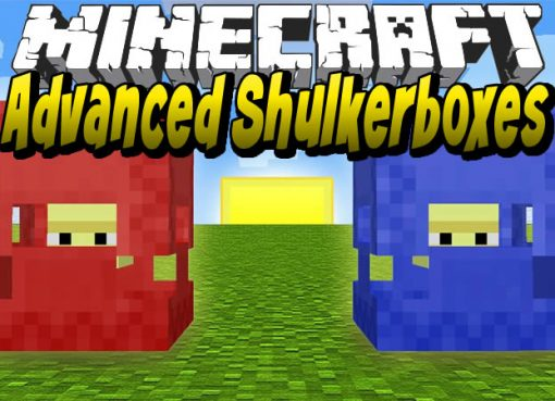 Advanced Shulkerboxes Mod for Minecraft