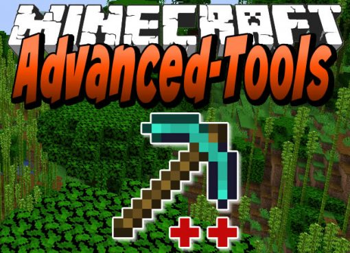 Advanced-Tools Mod for Minecraft