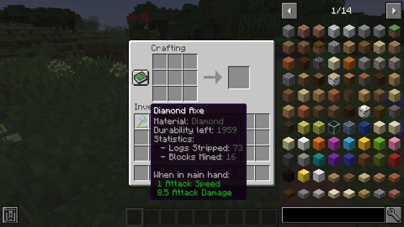 Advanced-Tools Mod Screenshot 3