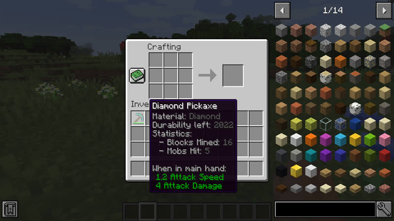 Advanced-Tools Mod Screenshot