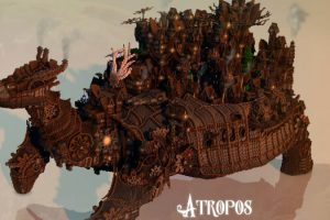 Atropos Map for Minecraft