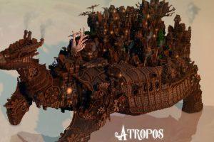 Atropos Map for Minecraft