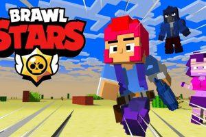 Brawl Stars Mod for Minecraft
