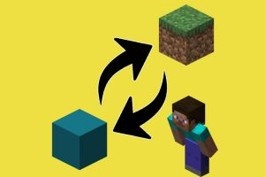 Creative Block Replacer Mod for Minecraft