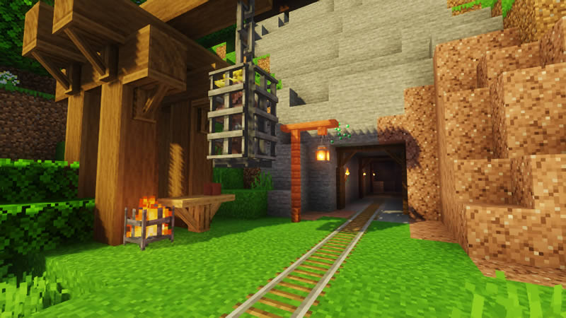 Decorative Blocks Mod Screenshot 3