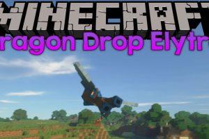 Dragon Drops Elytra Mod for Minecraft