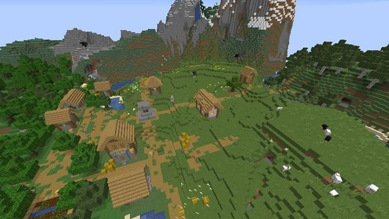 Four Villages and Mansion Seed Screenshot 2