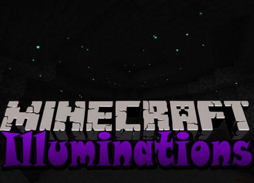 Illuminations Mod for Minecraft