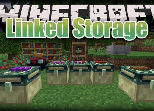 Linked Storage Mod for Minecraft