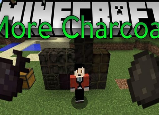 More Charcoal Mod for Minecraft