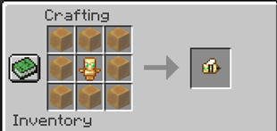 More Totems Of Undying Mod Bee Totem Crafting Recipe