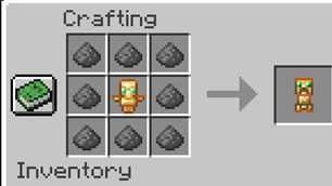 More Totems Of Undying Mod Creeper Totem Crafting Recipe
