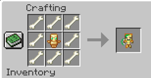 More Totems Of Undying Mod Skeleton Totem Crafting Recipe