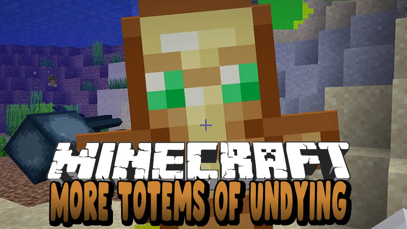 More Totems Of Undying Mod for Minecraft