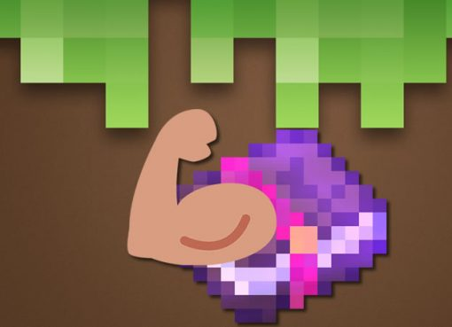 Overpowered Mending Mod for Minecraft