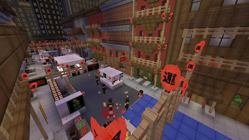 PayDay 2 Map Screenshot 2