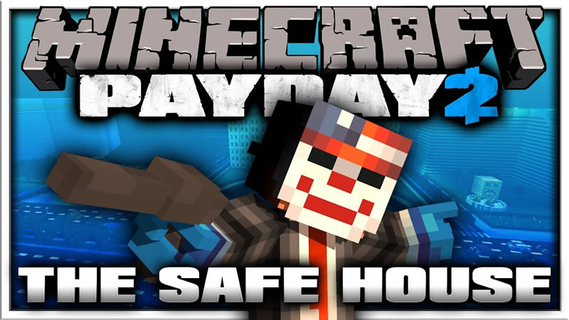 PayDay 2 Map for Minecraft