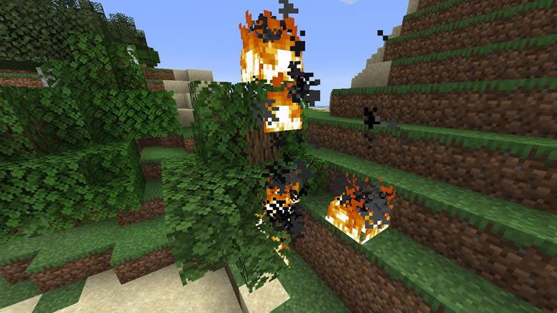 Realistic Fire Spread Mod Screenshot 2