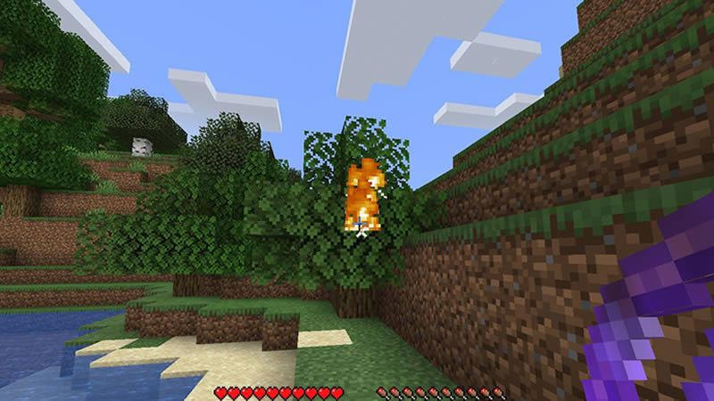Realistic Fire Spread Mod Screenshot