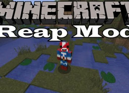 Reap Mod for Minecraft