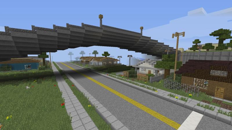 San Andreas Map Screenshot