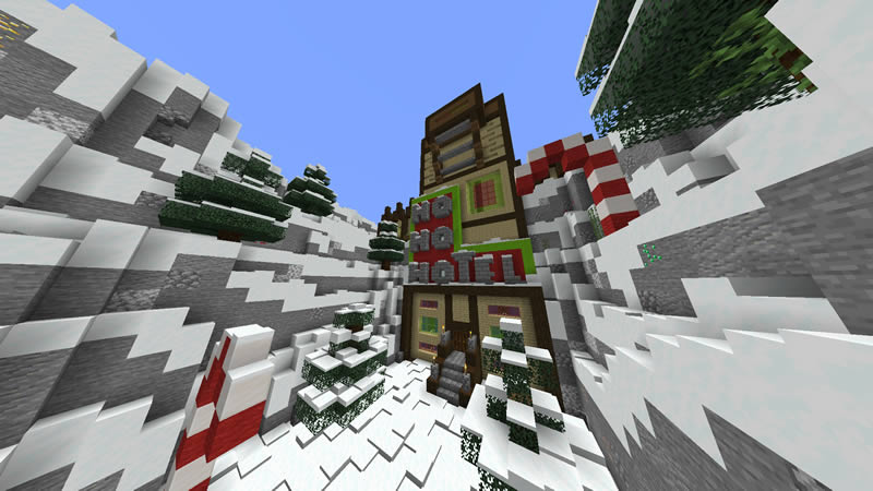 Save Santa Again Map Screenshot 2