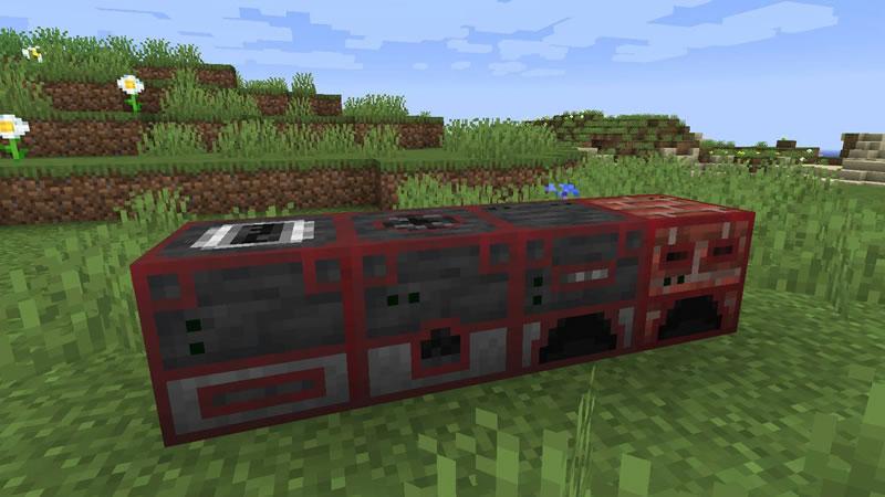 Silents Mechanisms Mod Screenshot