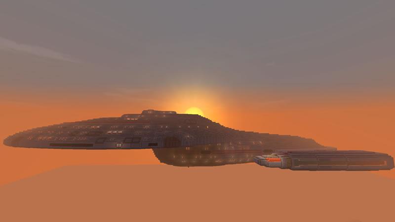 Star Trek Voyager Map Screenshot 5
