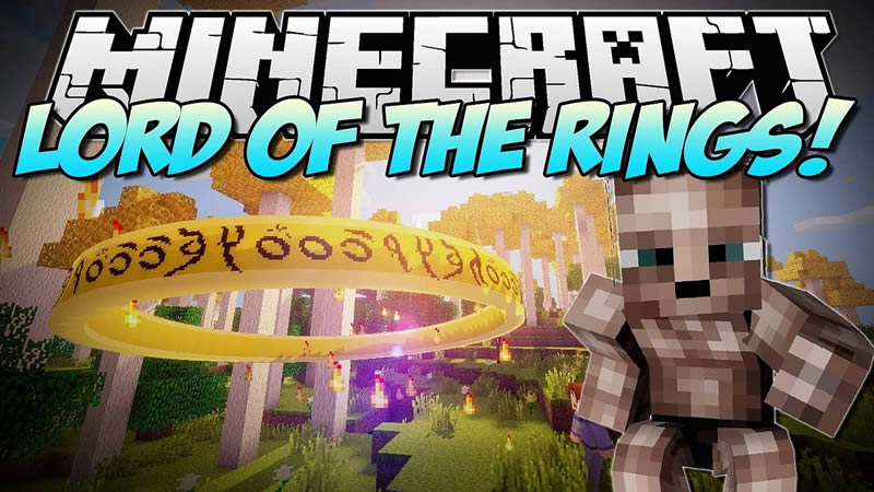 The Lord of the Rings Mod for Minecraft