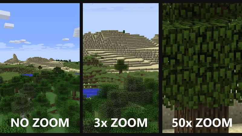 WI Zoom Mod Screenshot