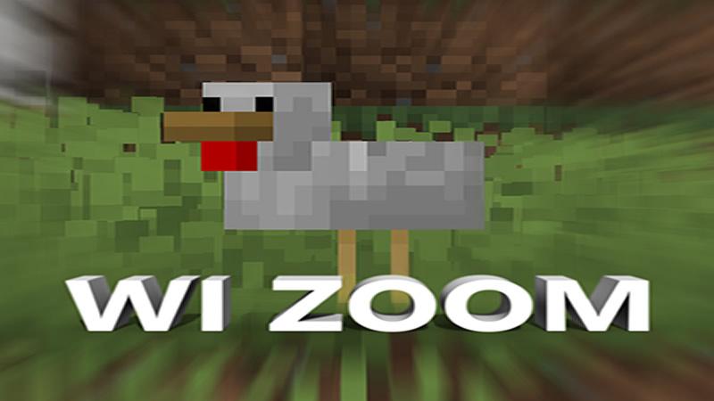 WI Zoom Mod for Minecraft