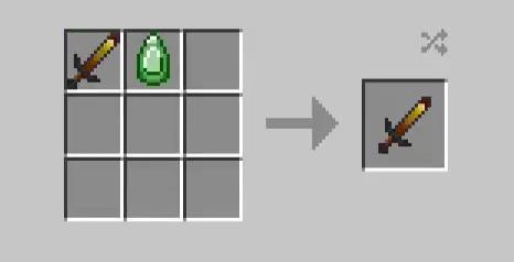 Wither Skeleton Tweaks Crafting Recipe 3