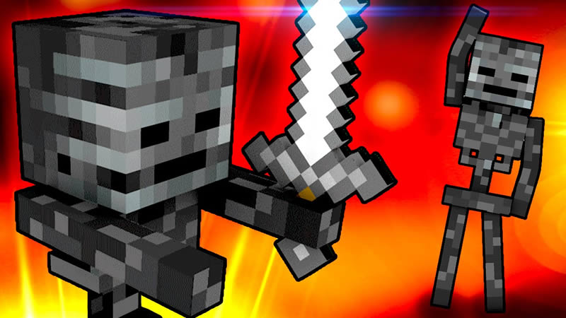 Wither Skeleton Tweaks for Minecraft