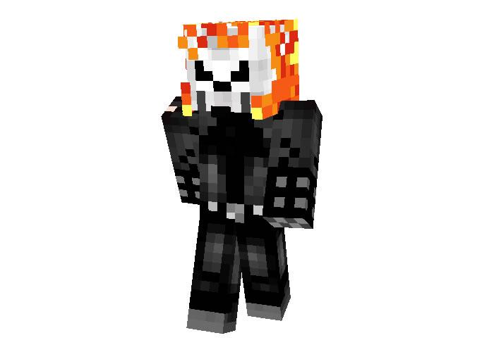 imonthephone Skin | Halloween Skins for Minecraft