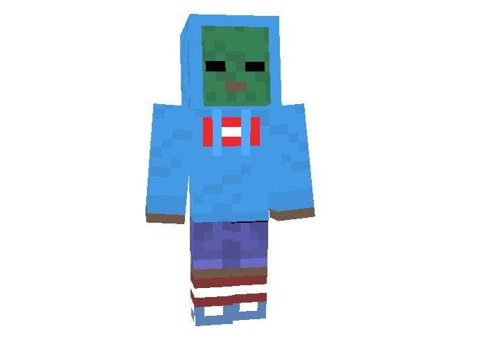 magiclouie Halloween Skin for Minecraft