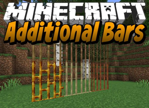 Additional Bars Mod for Minecraft