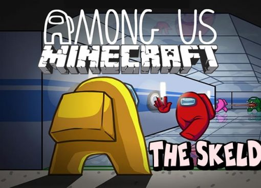 Among Us The Skeld Map for Minecraft