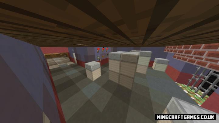 Among Us The Skeld Map Screenshot 5