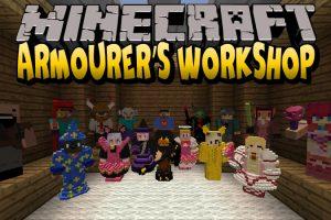 Armourers Workshop Mod for Minecraft