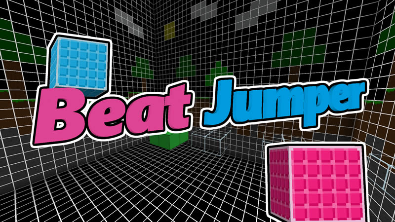 Beat Jumper Map for Minecraft
