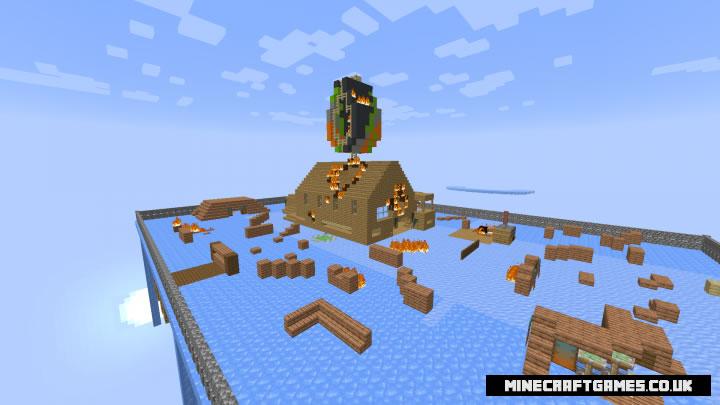 Boat Games Map Screenshot 2