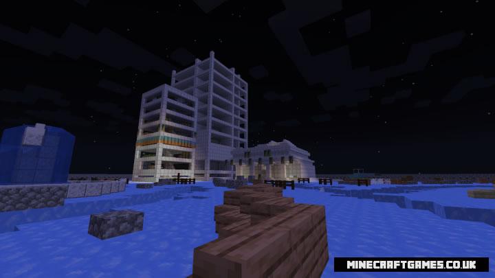 Boat Games Map Screenshot 4