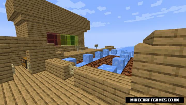 Boat Games Map Screenshot