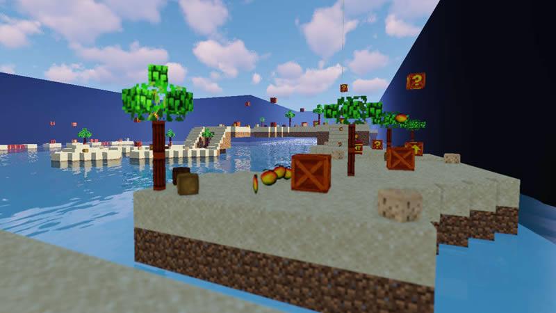 Crash Bandicoot The Lost World Map Screenshot