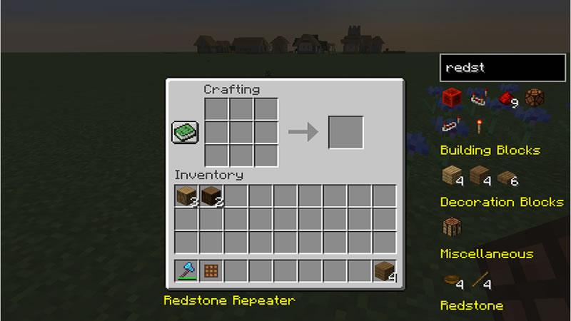 EasierCrafting Mod Screenshot