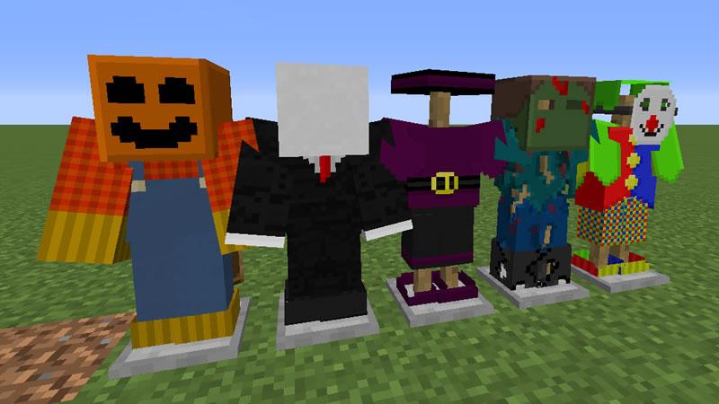 Halloween LuckyBlocks Mod Screenshot 2