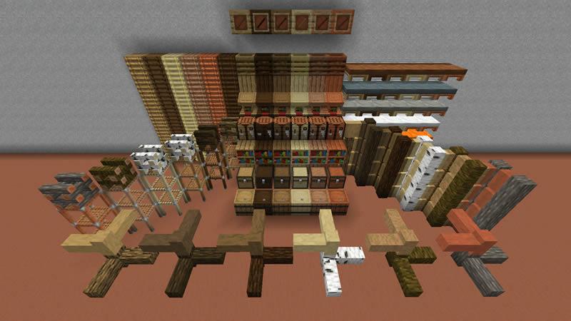 I Like Wood Mod Screenshot
