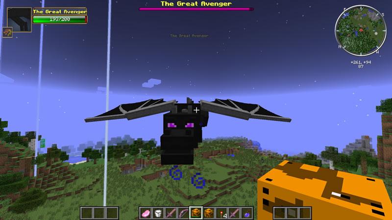 Lucky Block Black Mod Screenshot 5